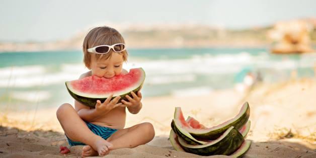 καλοκαίρι και παιδική διατροφή
